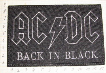 ACDC Back in Black