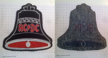 AC/DC Hell Bells Patch